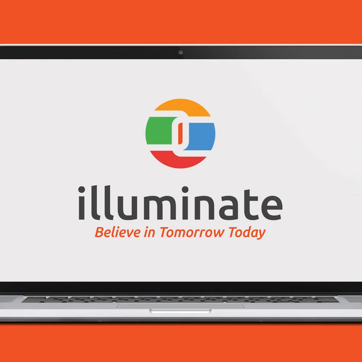 Illuminate Brand Identity